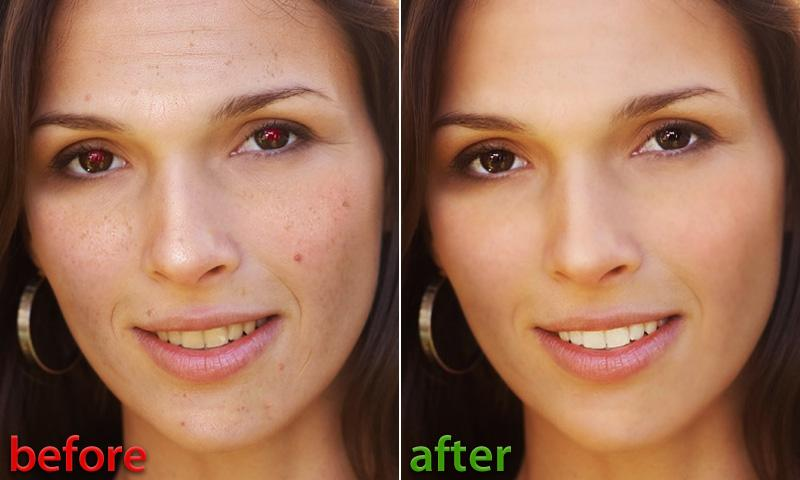 Visage Lab – face retouch - screenshot