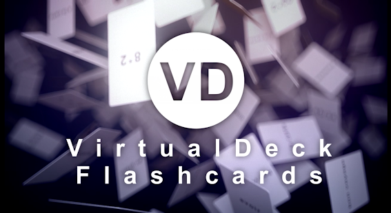 VirtualDeck Flashcards Free- screenshot thumbnail