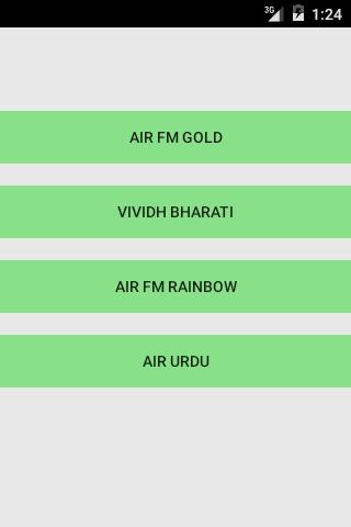 Listen All India Radio