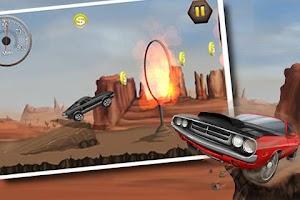 Screenshot of Stunt Car Challenge