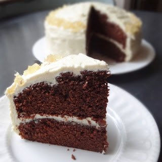 Ginger Chocolate Cake