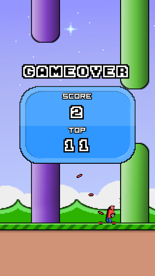 Flappy Story - Bird Wings- screenshot