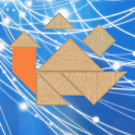 Tangram Puzzle(Hard) icon