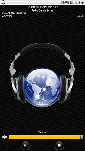 Rádio Missões Pela Fé