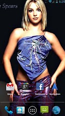 Britney Live Wallpapers Android Entertainment