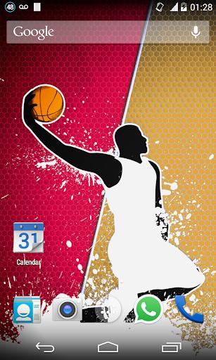 Miami Basketball Wallpaper