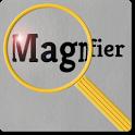 Magnifier - free 3D lens icon