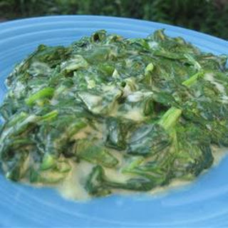 Spinach Side Dish Frozen Recipes.