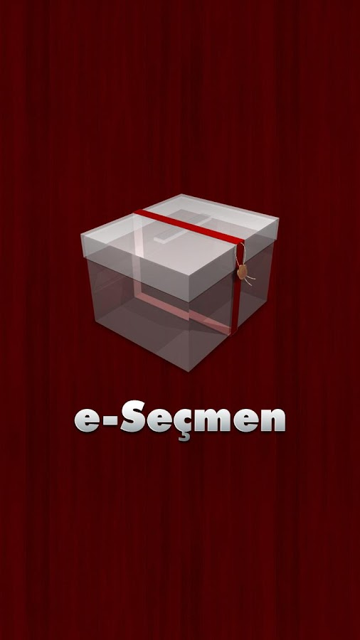 e-Seçmen - screenshot