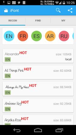iFont(Expert of Fonts)