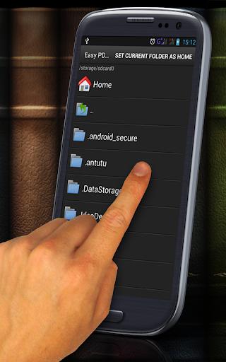 简易的PDF阅读器