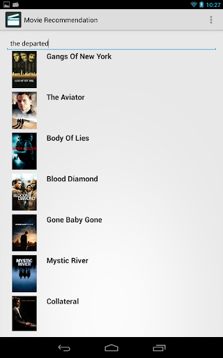 Movie Recommendation