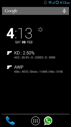 玩工具App|CS:GO Stats DashClock免費|APP試玩