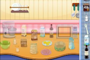 Screenshot of Creamy Chocolate Cake