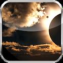 Moon Galaxy Series HD LWP icon