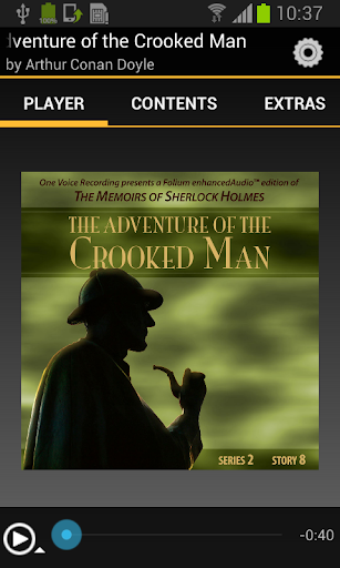 Adventure of the Crooked Man