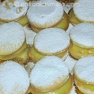 Deliziosa Cookie Dessert.