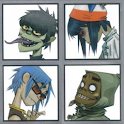 Gorillaz Wallpapers logo