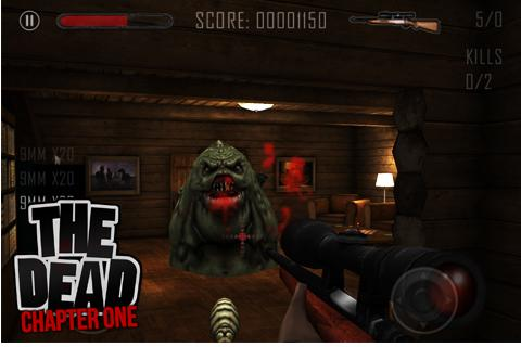 THE DEAD: Chapter One - screenshot