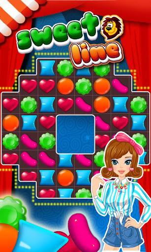 糖果连线 - Candy Line Play