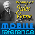 Works of Jules Verne logo