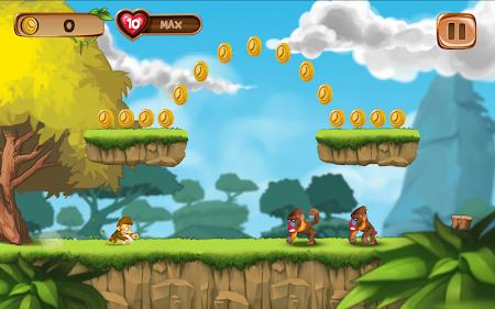 Banana Island –Monkey Kong Run 1.92 screenshot 638922
