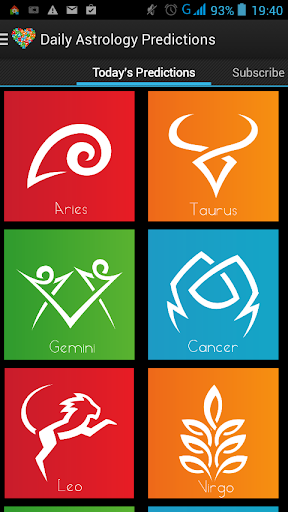 Astrology Signs - Daily Zodiac