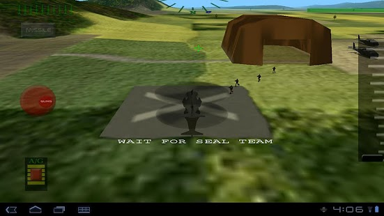★ Stealth Chopper Demo 3D ★ - screenshot thumbnail