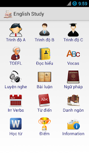 TOEFL Preparation - screenshot thumbnail