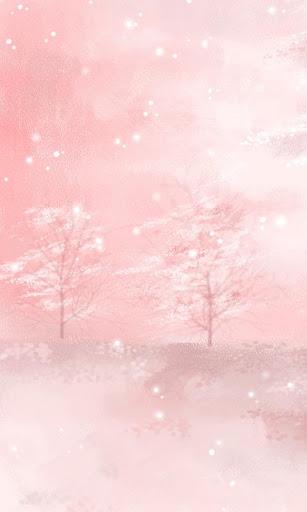 CUKI Theme CherryBlossoms Skin