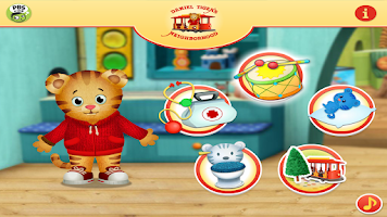 Screenshot of Daniel Tiger's Neighborhood