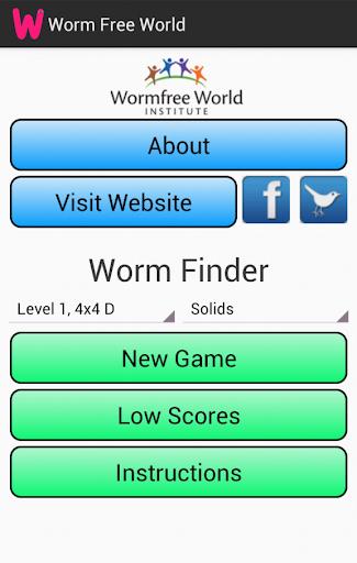 Worm Free World