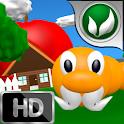 Mr. Nibbles 3D logo