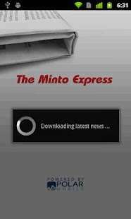 Minto Express - screenshot thumbnail