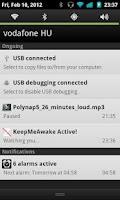 Screenshot of Keep Me Awake (beta)