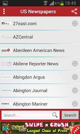 US Newspapers- All USNewspaper