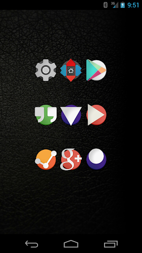 DOT - Icon Pack
