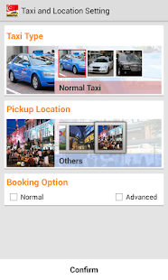 SG Cab Pro (Taxi Booking) - screenshot thumbnail