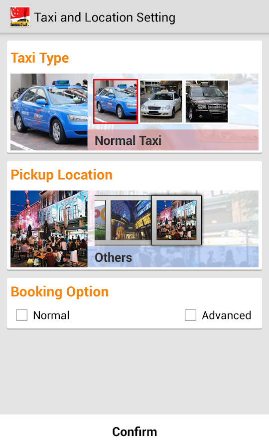 SG Cab Pro (Taxi Booking)- screenshot