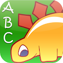 Dino ABCs Alphabet for Kids logo