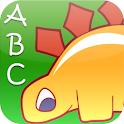 Dino ABCs Alphabet for Kids logo