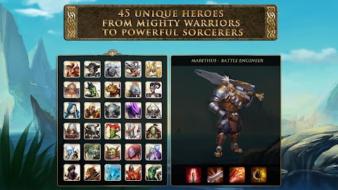 Heroes of Order & Chaos Screenshot 35
