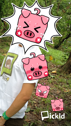 Oink - Pickld Stickers
