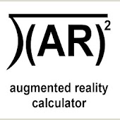 Augmented Reality Calculator