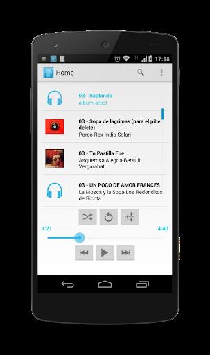 Doble Click Reproductor Musica