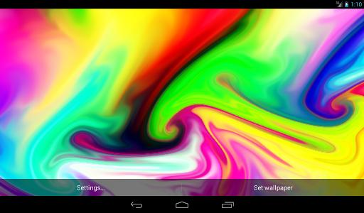 玩免費個人化APP|下載Color Mixer Live Wallpaper app不用錢|硬是要APP