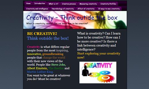 Creativity Inspire Innovation
