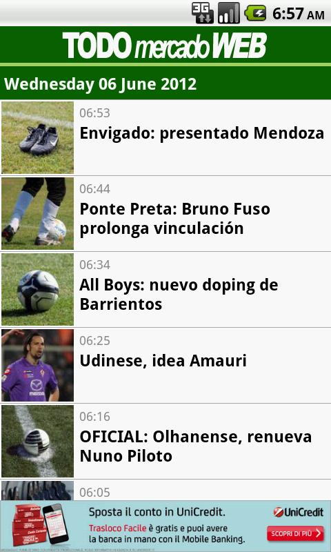 TODO Mercado WEB - screenshot