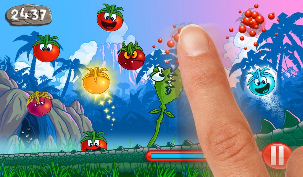 Little Tomato: Age of Tomatoes- screenshot