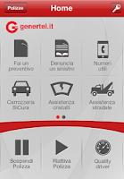 Screenshot of Genertel